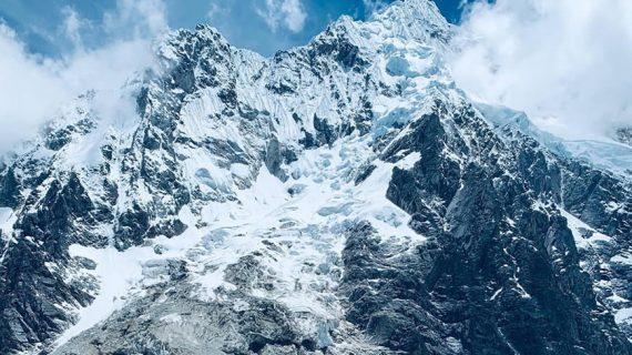 Salkantay Trek - Salkantay Mountain