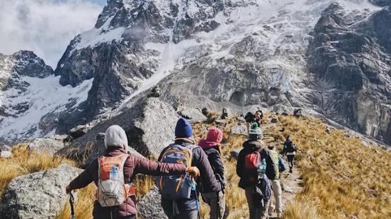 Salkantay Trek - Wallking trek